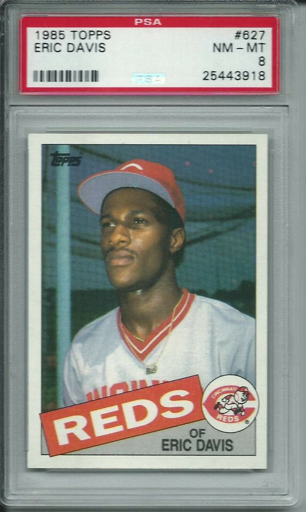 Ebay Auction Item 173909204530 Baseball Cards 1985 Topps