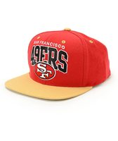 bc8266590 where can i buy san francisco 49ers snapback mitchell and ness 2ee2e ...