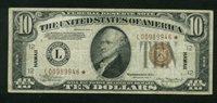 Fr No.2303* $10 Hawaii 1934A VF