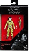 Star Wars Black Series 6-Inch Action Figure #55 Resistance Tech Rose