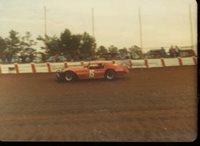 Jeff Purvis #15-Late Model-Nascar-Photo