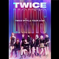 Twice Lights Twice World Tour 2019 Official Md Twice