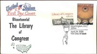 (7bu) FDC 3390 Library of Congress: Artopage
