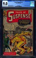 Tales of Suspense (Superheroes) #41 CGC 9.0 VF/NM New