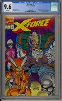 X-FORCE #1 - CGC 9.6 - 1281598002
