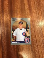 MIKE MCCREADY PEARL JAM OFFICIAL 2018 CHICAGO WRIGLEY FIELD PJ TRADING CARD