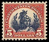 U.S. Postage Stamp Number 573 Used