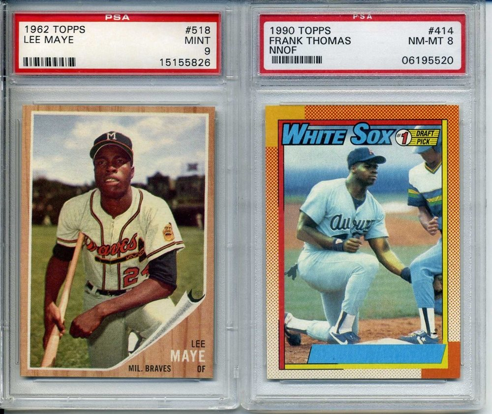 Ebay Auction Item 202287216196 Baseball Cards 1990 Topps