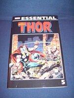 ESSENTIAL THOR TPB VOL 5 Marvel  *NM* #196-220