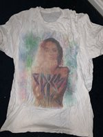 Katy Perry Prism Shirt Official Merch MEDIUM good Condition