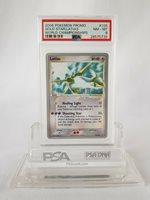 Pokemon 2006 World Championships Latias Gold Star Promo #105 PSA 8 NM - MT