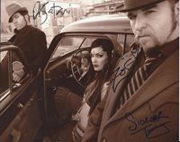 Beats Antique Group Hand Signed 8x10 Photo Autographed w/COA Zoe All 3