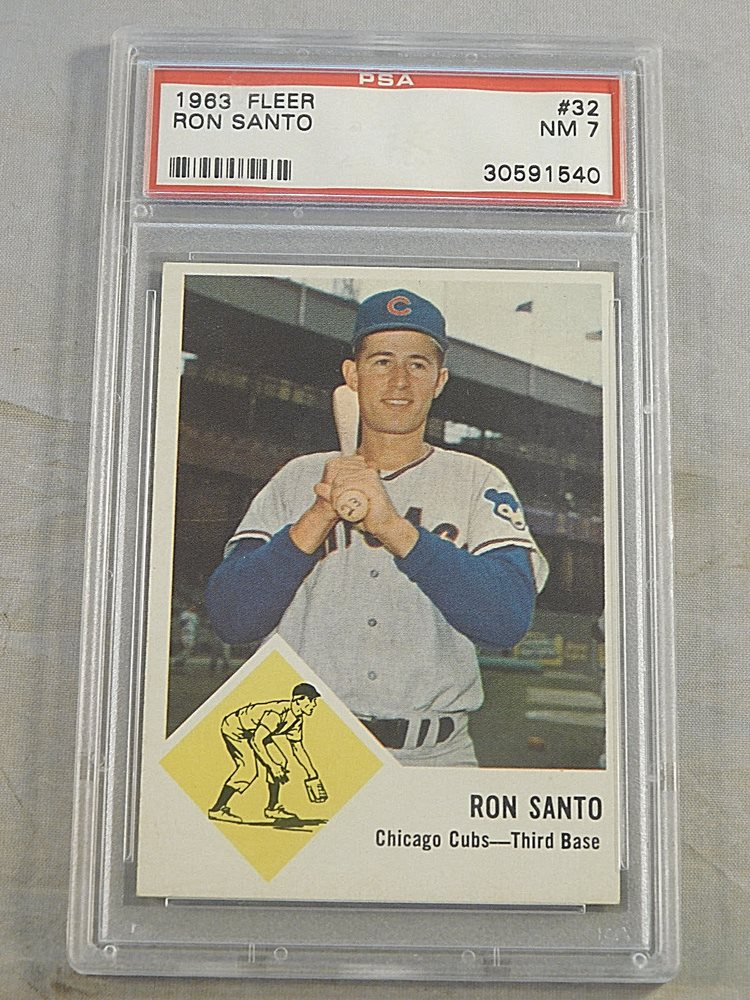 Ebay Auction Item 223103191805 Baseball Cards 1963 Fleer