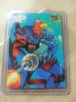 1994 Marvel Masterpieces Fleer Card #124 Thor
