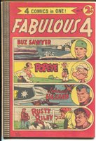 Fabulous 4 Issue #7 |