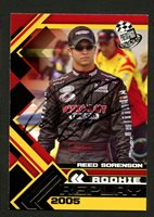 Reed Sorenson #71 signed autograph auto 2006 Press Pass NASCAR Trading Card
