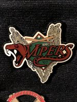 *Vipers* Cooperstown Pin *Trading* Dreams park