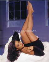 Superb High Resolution Sexy LELA ROCHON Embossed Photo Langdon HL1786