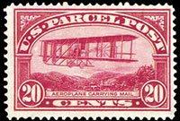 U.S. Parcel Post Stamp Q8 Used