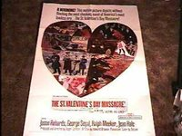 St Valentines Day Massacre Movie Poster 67 Classic
