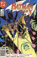 BATMAN (1940 Series) (DC) #438 NEWSSTAND Good Comics Book