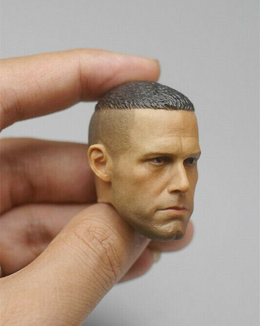 "1//6 Scale A-33 Ben Affleck Figure head Sculpt model fit 12/"" Male body Toy"