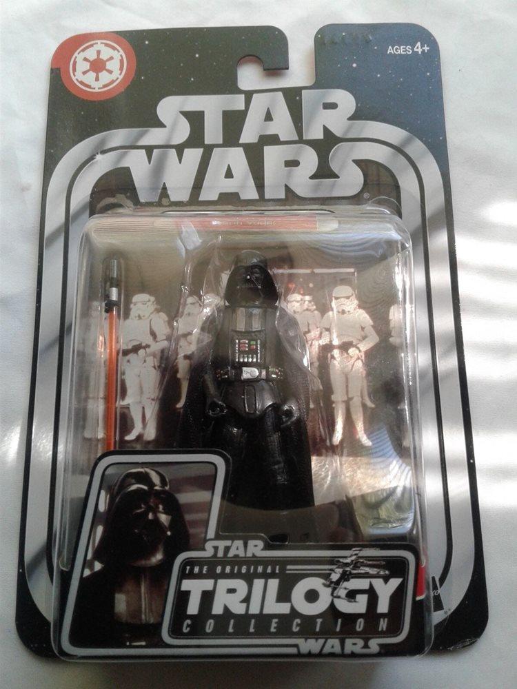 Star Wars Otc Original Trilogy Series 34 Darth Vader