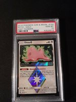 Lost Thunder DittoPrism Star 154//214 Rare Holo Mint Pokemon Card