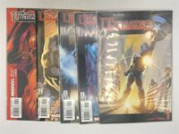 Ultimates #1-2, 4-5, 7-13 + Annual 2 Marvel Comics 2002 FN-VF
