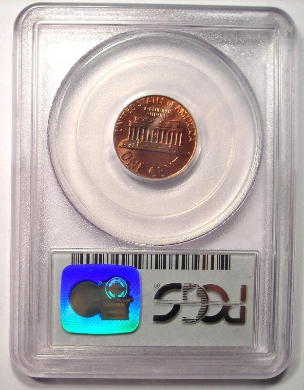 1984 Doubled Die Obverse DDO Lincoln Cent Penny 1C - PCGS