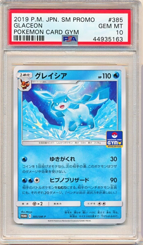 Japanese Pokemon 2019 Gym Pack RIOLU Promo 315//SM-P