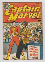 CAPTAIN MARVEL ADVENTURES (1941-53) #82
