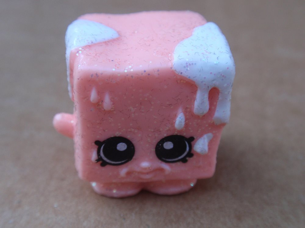 2016 Shopkins Mystery Edition GLITTER TOOFS