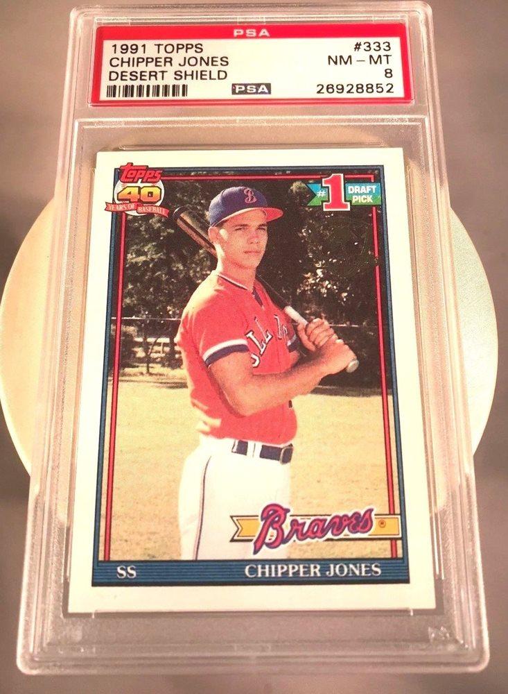 Ebay Auction Item 123247204959 Baseball Cards 1991 Topps