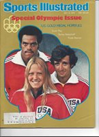 Sports Illustrated July 19 1976 Olympic Gold Medal May Babashoff Frank Shorter