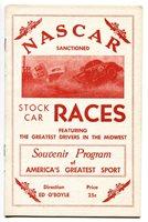 North Platte Speedway-NASCAR Racing Program