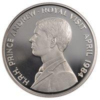 Saint Helena, Elizabeth II, 50 Pence