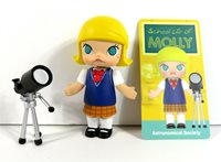 Pop Mart Kennyswork School Life of Molly Mini Figure Astronomical Society