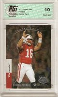 Russell Wilson 2012 Upper Deck Premier Prospects 93 SP-58 Rookie Card PGI 10