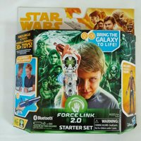 Hasbro Star Wars Bluetooth Force Link 2.0 Starter Set avec Han Solo Action Figure