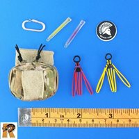 1//6 Scale Private Military Contractor Hands w// Pegs MC Toys Action Figures