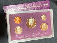 1990 S United States Mint Proof Set