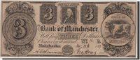 3 Dollars 1837 Vereinigte Staaten United States