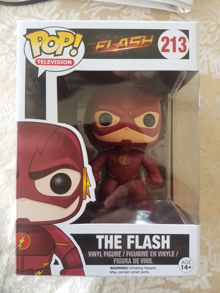 e406b6735e5 Funko Pop TV  The Flash - The Flash Vinyl Figure Item 2