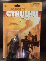 """2015 Warpo Legends of Cthulhu COLLECTOR/'S CLUB KIT 4/"""" Inch 1//18 Scale"""
