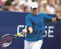 John Isner Tennis Signed Auto 8x10 PHOTO PSA/DNA COA