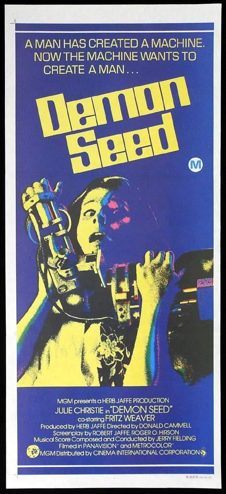 Original movie still from Demon Seed.