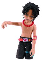 One Piece 5 Inch Static Figure Cry Heart Series - Ace Vol. 3 (Sub-Standard Packaging)