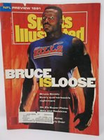 Sports Illustrated September 2 1991 NFL PREVIEW 1991
