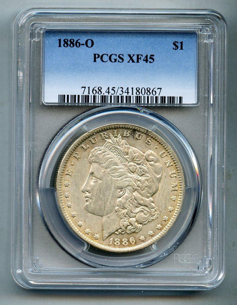 XF FR# 1656 A 1953-A $5.00 United States Silver Certificate F-A Block